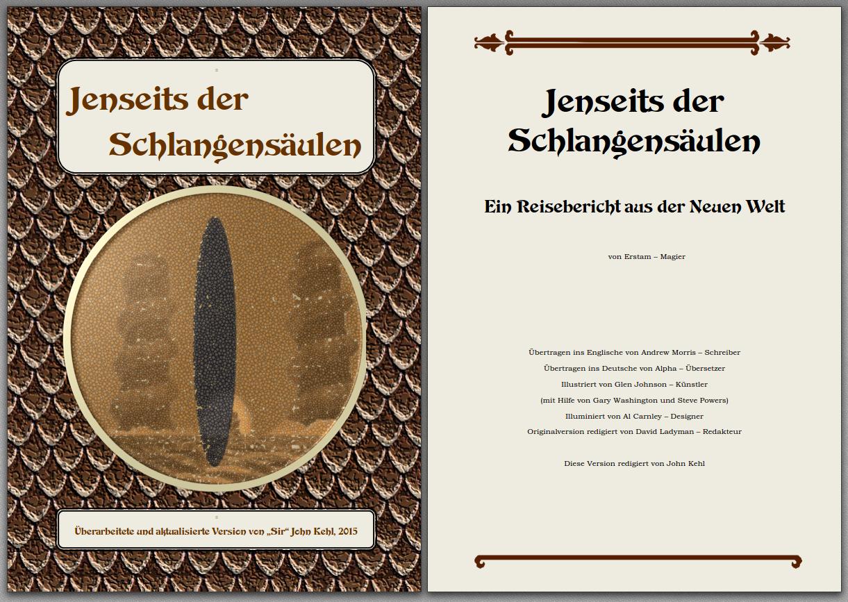 Handbuch U7 Teil 2 - Jenseits der Schlangensäulen